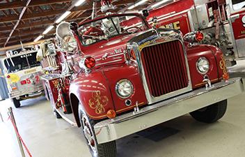 Featured Fire Trucks