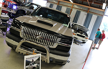 Featured Vehicle Display- Apply Today!